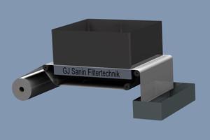 Druckbandfilter Druckfilter