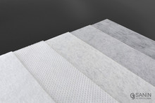 Different nonwoven types