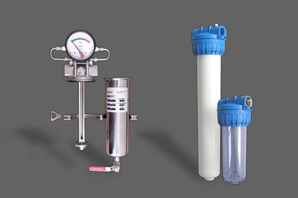 Filterkerzengehäuse