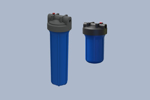 Filter Cartridge Housings Stainless Steel and Plastic