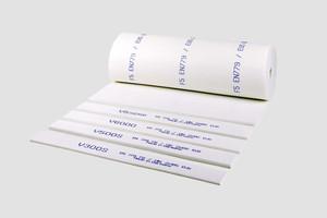 Filterrollen und Filtermatten zur Feinfiltration M5 M6