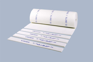 Filterrollen und Filtermatten zur Feinfiltration M5 und M6