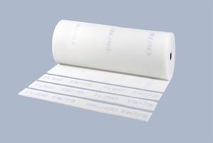 Filterrollen und Filtermatten zur Grobfiltration G2, G3 und G4