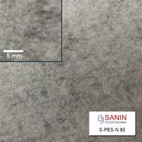 Filtervlies für Schleifmaschinen | Nadelvlies S-PES-N 80