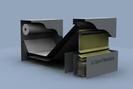 Vakuumbandfilter Vakuumfilter Unterdruckbandfilter Unterdruckfilter