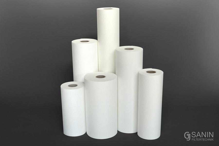 Filter Fleece for Liquids
